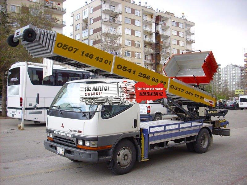 Macunköy evden eve Nakliyat Firmaları